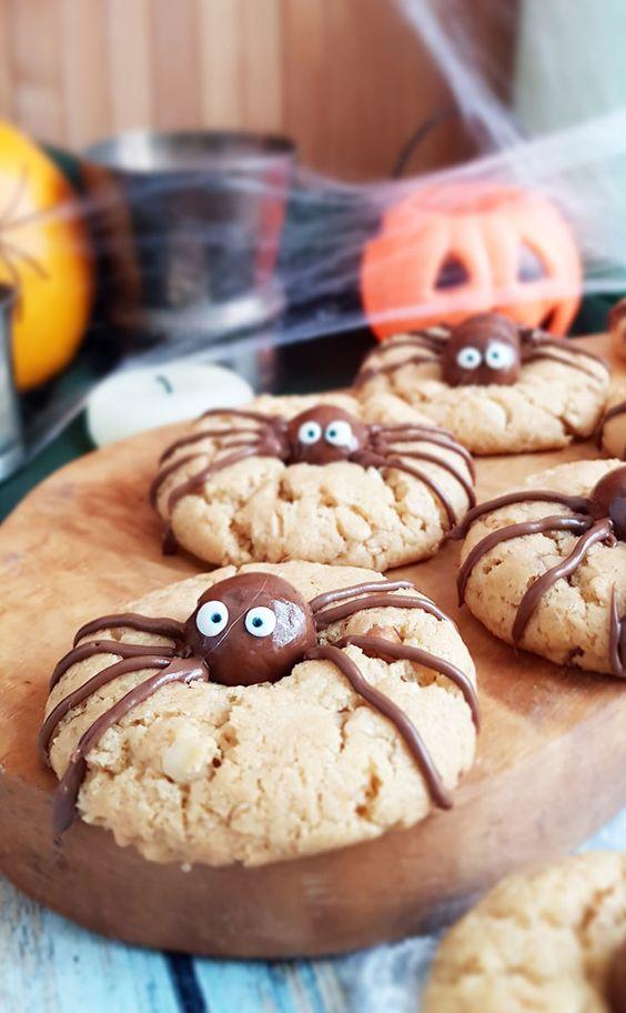 Recettes végétariennes faciles pour Halloween