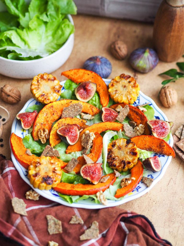 Salades automnales